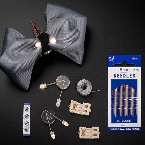 Adafruit Beginners Led Sewing Kit
