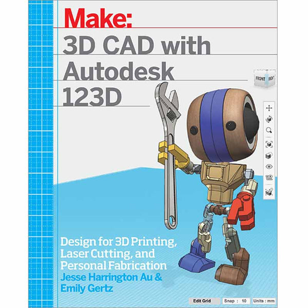 3D CAD with Autodesk 123D (PDF)