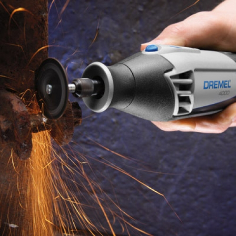 Dremel 4000-6/50 High Performance Rotary Tool Kit