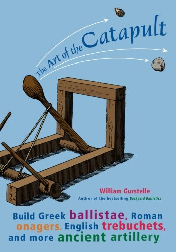 The Art of the Catapult - Print