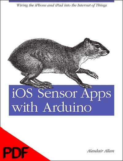 iOS Sensor Apps with Arduino - PDF