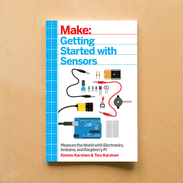 Make: Getting Started with Sensors - PDF
