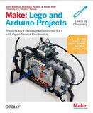 Make: Lego and Arduino Projects, 1Ed