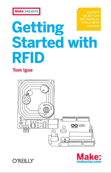 Make: Getting Started with RFID - PDF