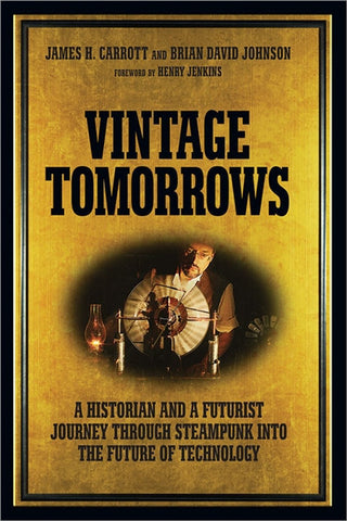 Vintage Tomorrows, 1Ed (PDF)