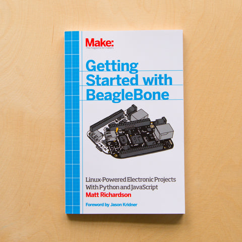 Getting Started with BeagleBone, 1Ed