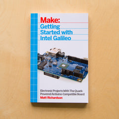 Getting Started with Intel Galileo, 1Ed