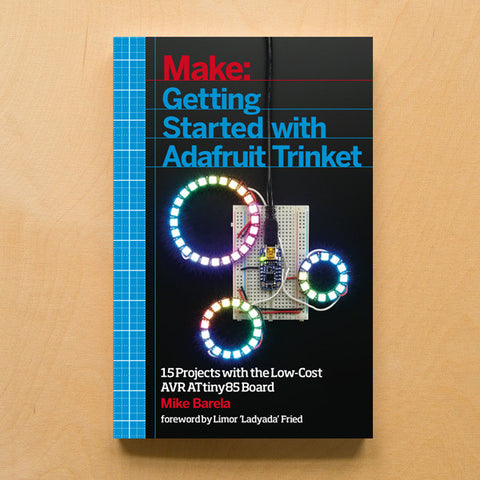 Make: Getting Started with Adafruit Trinket - PDF