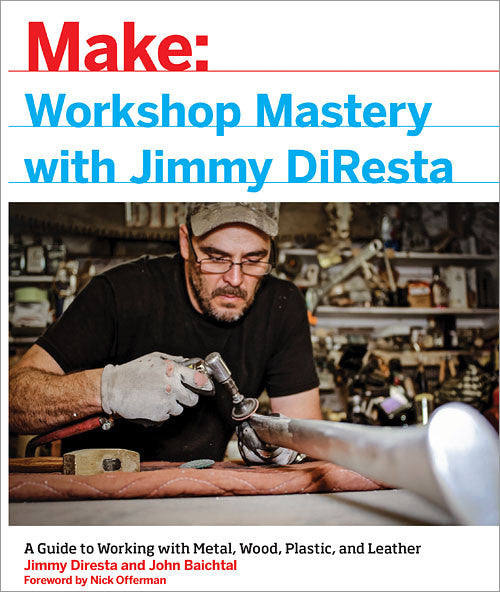 Workshop Mastery with Jimmy DiResta
