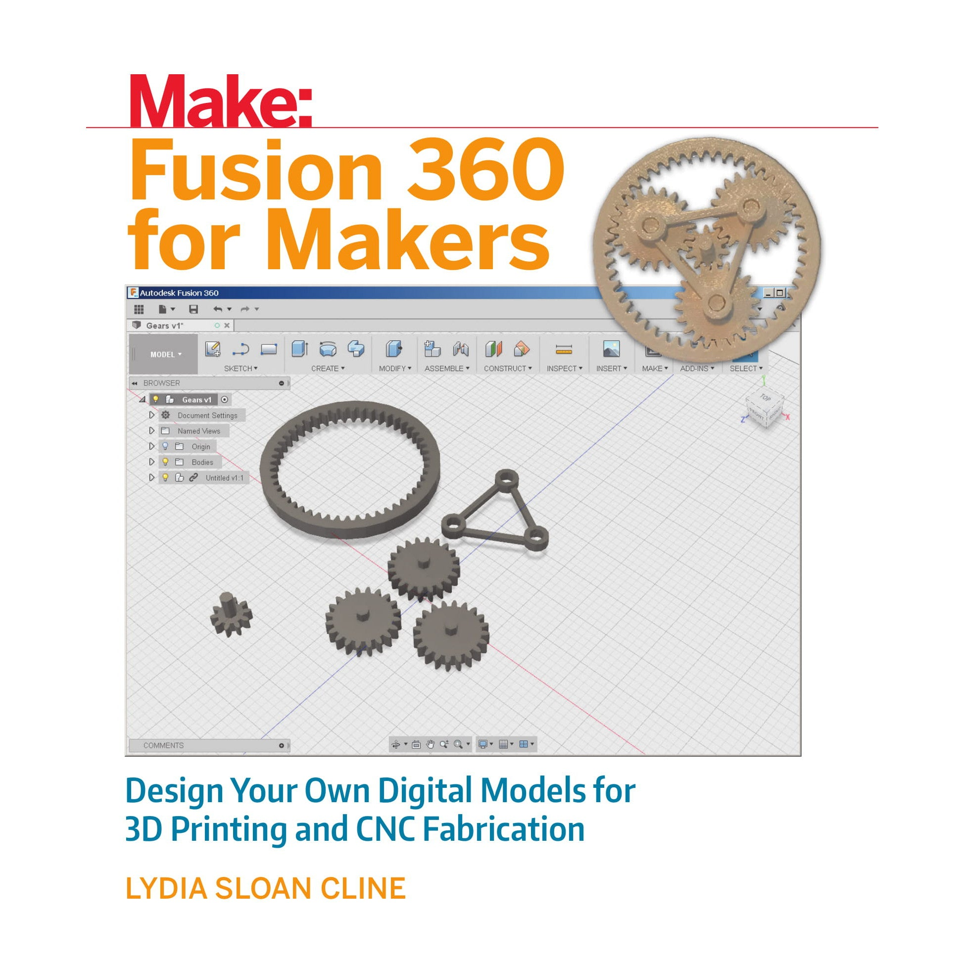 Fusion 360 for Makers - PDF