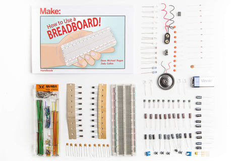 How to Use a Breadboard! - Kit