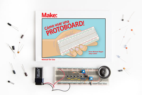 How to Use a Breadboard! Kit - Spanish Language Version