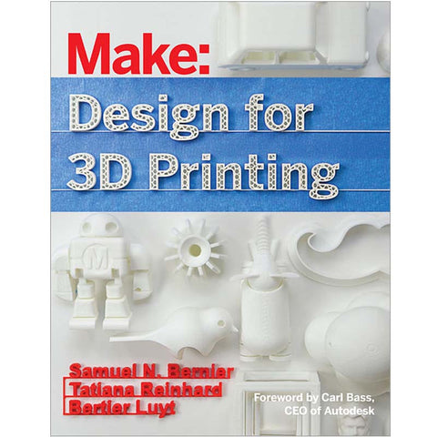 Make: Design for 3D Printing (PDF)