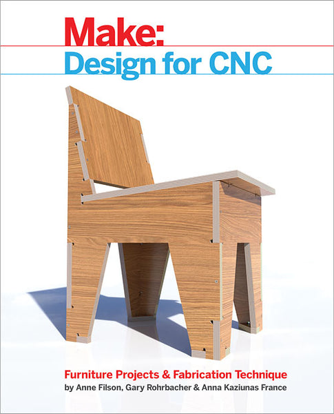Make: Design for CNC (PDF)