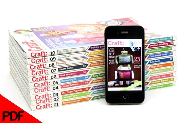 Craft: eBook Collection - PDF