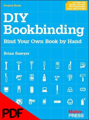 Diy books do it yourself book series maker shed diy bookbinding 1ed pdf solutioingenieria Images