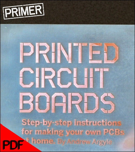 Primer: Printed Circuit Boards, 1Ed (PDF)