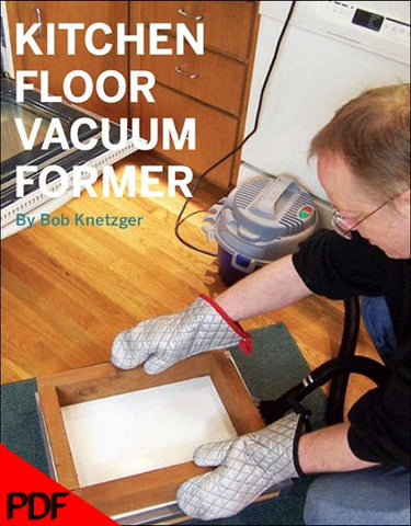 Kitchen Floor Vacuum Former, 1Ed (PDF)