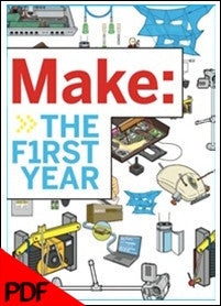 MAKE Year 1: eBook Set - PDF
