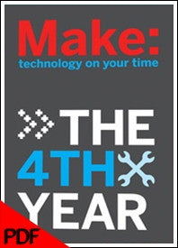 MAKE Year 4: eBook Set (PDF)