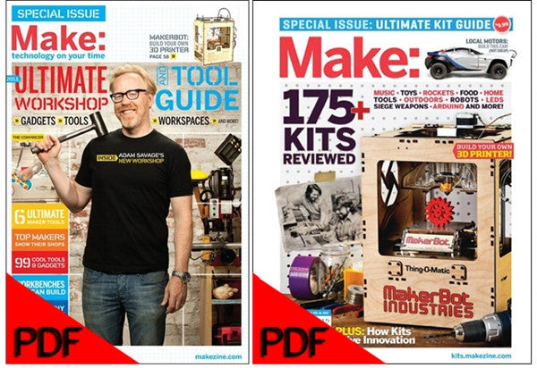 Free Tool Guide + Ultimate Kit Guide! (PDF)
