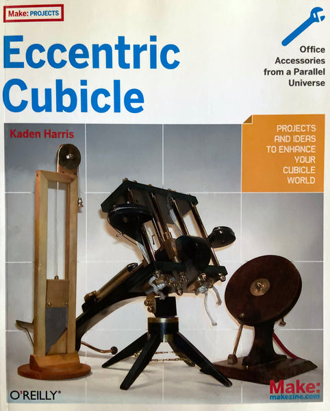 Make: Eccentric Cubicle - Print