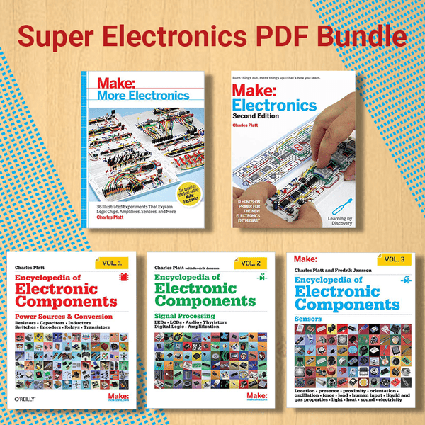 Super Electronics PDF Bundle