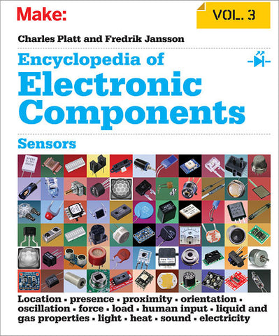Encyclopedia of Electronic Components, Volume 3