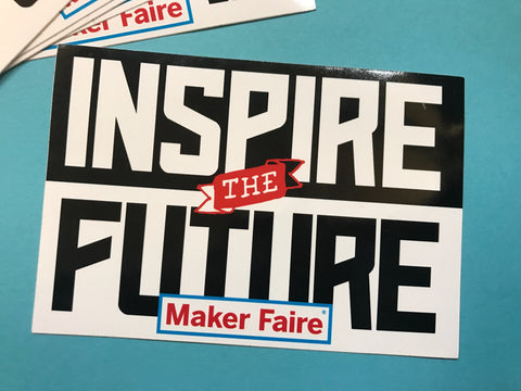 Sticker: Inspire the Future