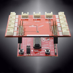 Grove Base BoosterPack for TI Launchpad