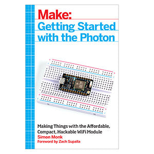 Make: Getting Started with the Photon - PDF