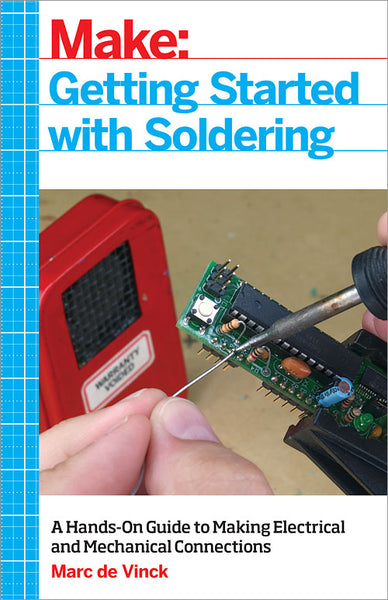 Getting Started with Soldering (PDF)