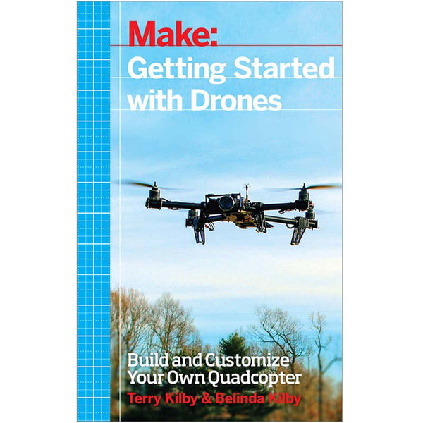 Make: Getting Started with Drones - PDF