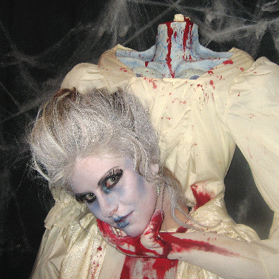 Creepy Costumes: Headless Marie Antoinette - PDF