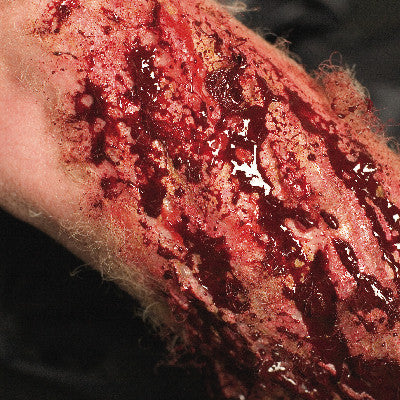 Macabre Makeup: Wounds and Prosthetics - PDF