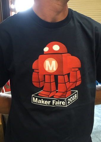 Maker Faire 2018 Event Shirt - Mens
