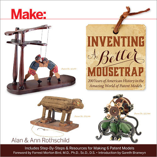 Make: Inventing a Better Mousetrap - PDF