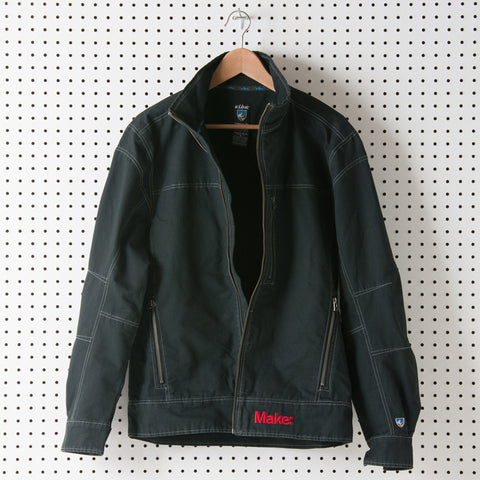 Make: Logo Kuhl Burr Jacket (Black)