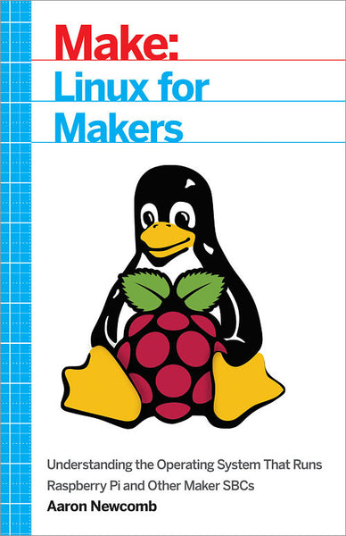 Make: Linux for Makers (PDF)