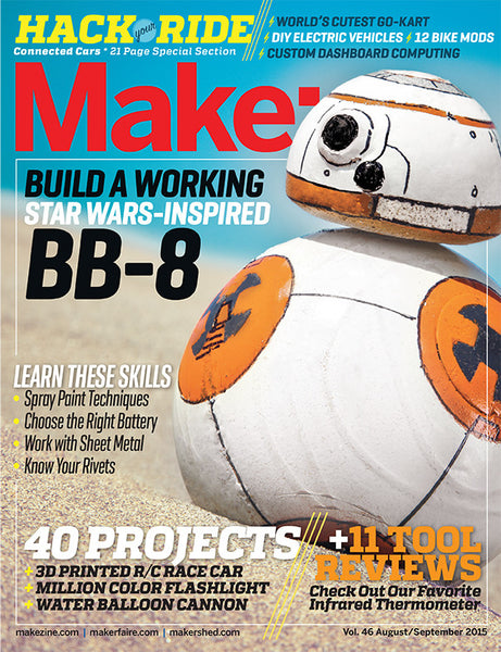 Make: Magazine Volume 46 (PDF)