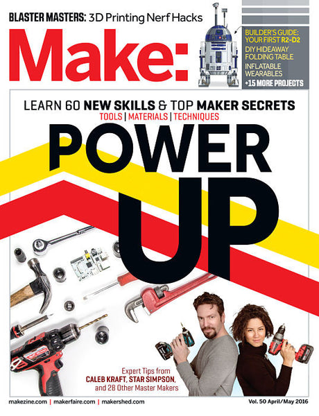 Make: Magazine Volume 50