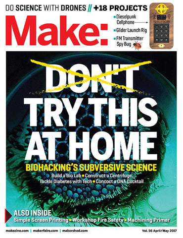 Make: Magazine, Volume 56 (PDF)