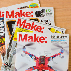Make: Magazine Subscription