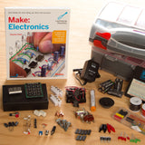 Make: Electronics - the Complete Collection