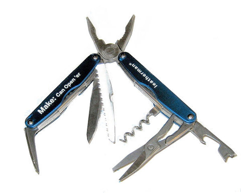 Make: Can Open 'er - Leatherman Juice Cs4 Tool