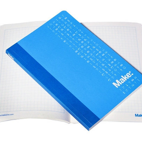 Maker's Softbound Notebook