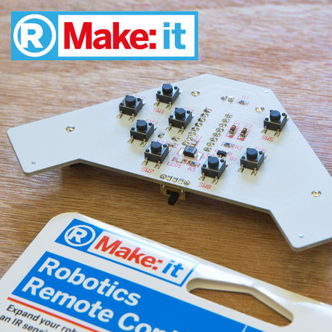 Make:it Robotic Remote Control Kit