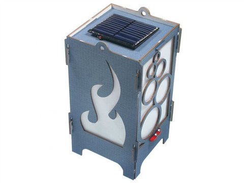 PumLantern Solar Light-Pulsing Kit
