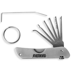 Jackknife Pocket Lock Pick Set