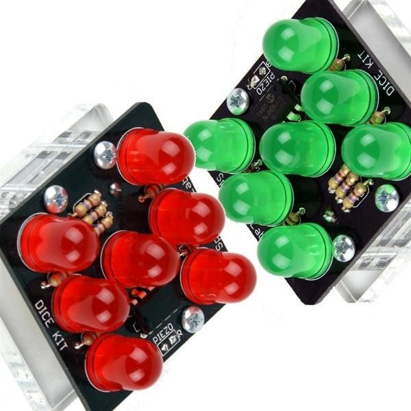 LED Dice Kit